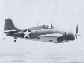 The final version of the F4F-3 Wildcat