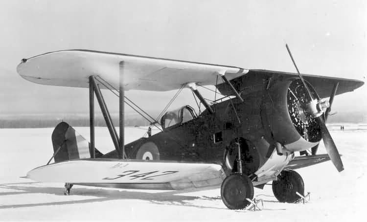 Grumman FF-1 Ganadian Car & Foundry G-23 in