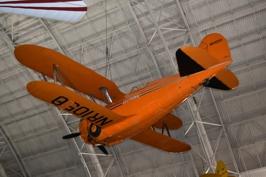 Gulfhawk II NR1050 Steven Udvar-Hazy Center