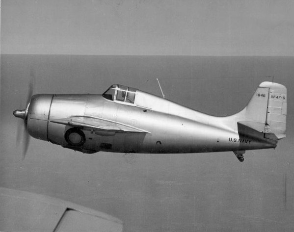 Xf4F-5 Wildcat