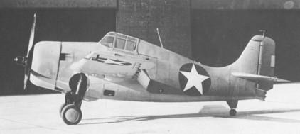 Grumman XF4F-8 Wildcat