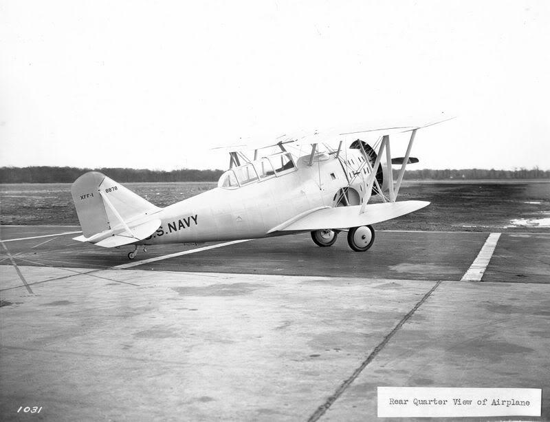 Grumman XFF-1