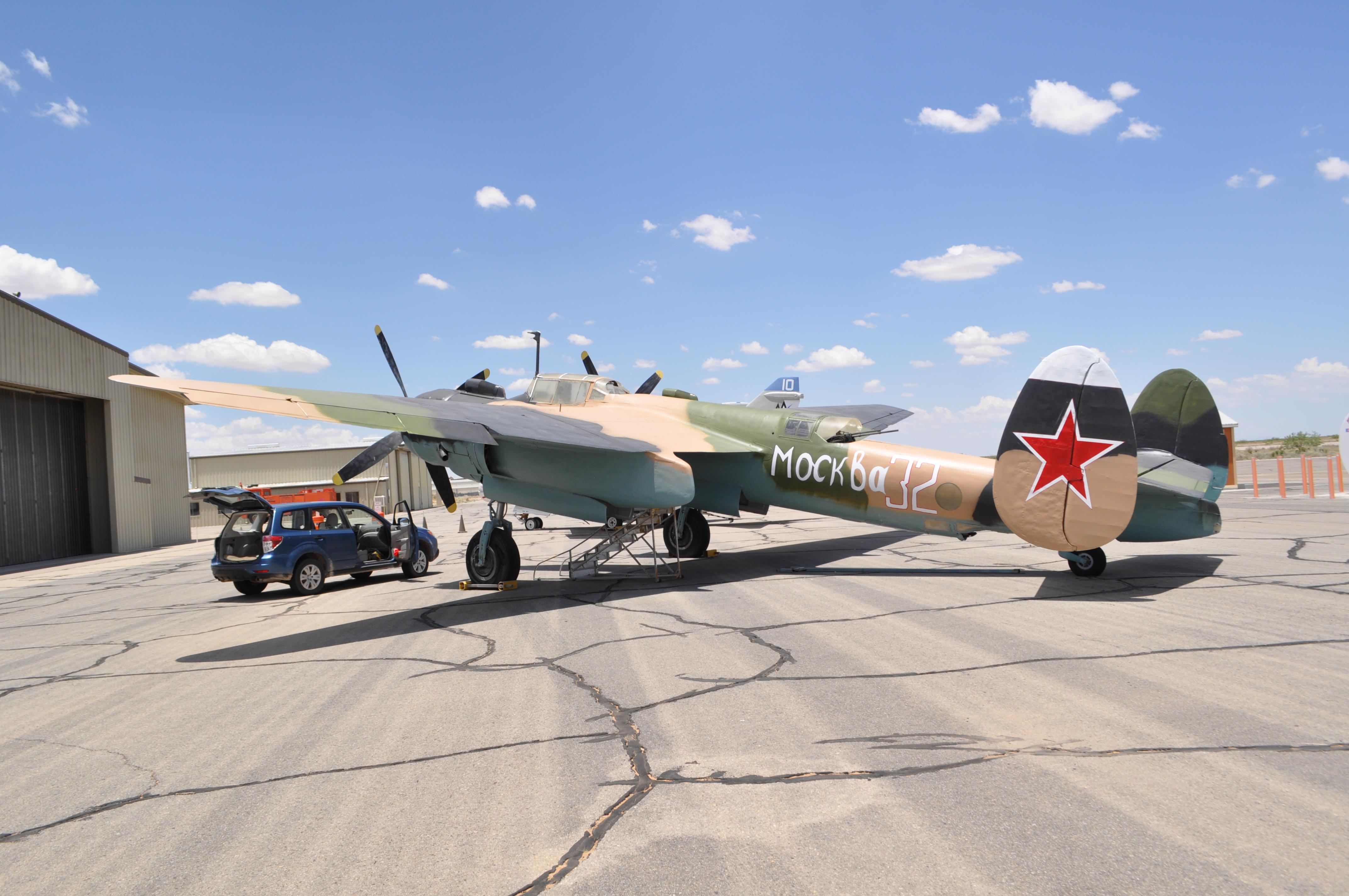 Tu-2 War Eagles Air Museum
