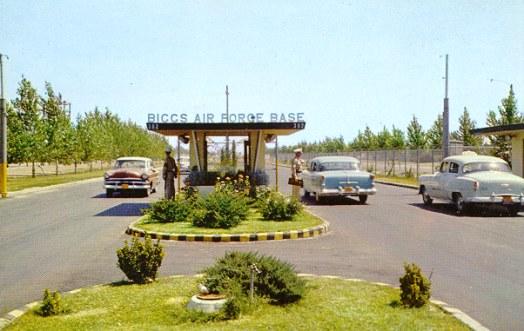 Biggs Main gate