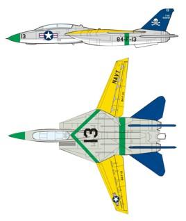 Retro F-14