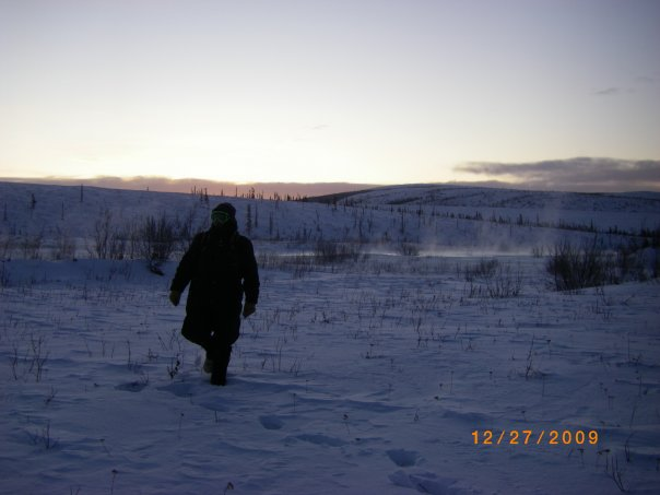 yukon quest 2010 trail
