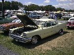 A Firedome at 2001 Chryslers @ Carlisle (thanks, Dave Stragand for photo)