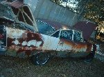 A Firedome sedan in Scott Pemberton's salvage yard (email me for contact info) (Thanks, Jason Pitman for photos!)