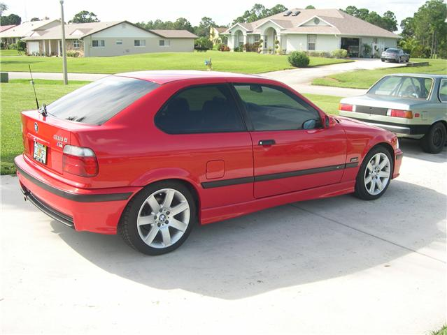 Bmw e46 compact owners club