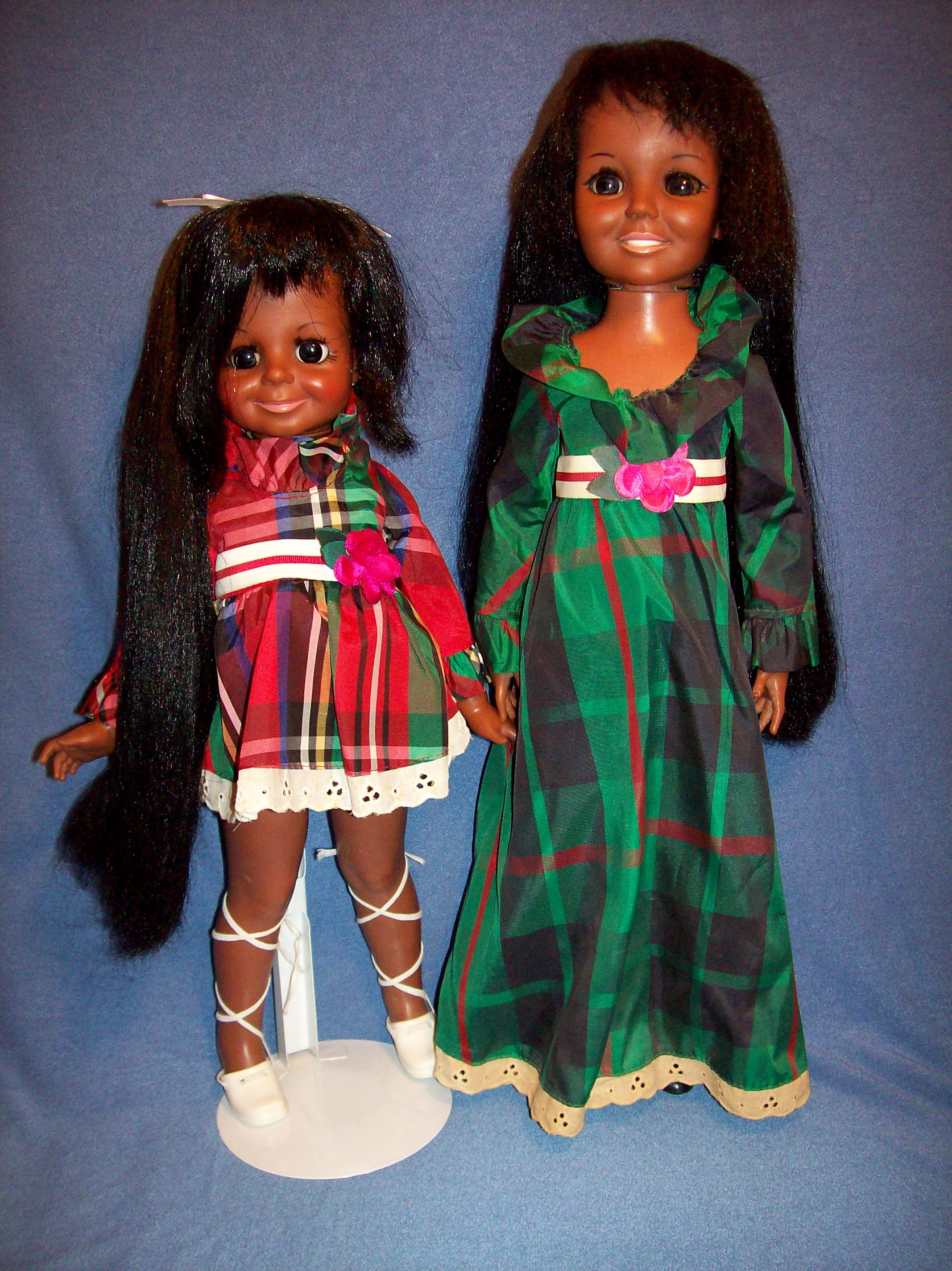 Doll Focus Ideal Crissy And Family