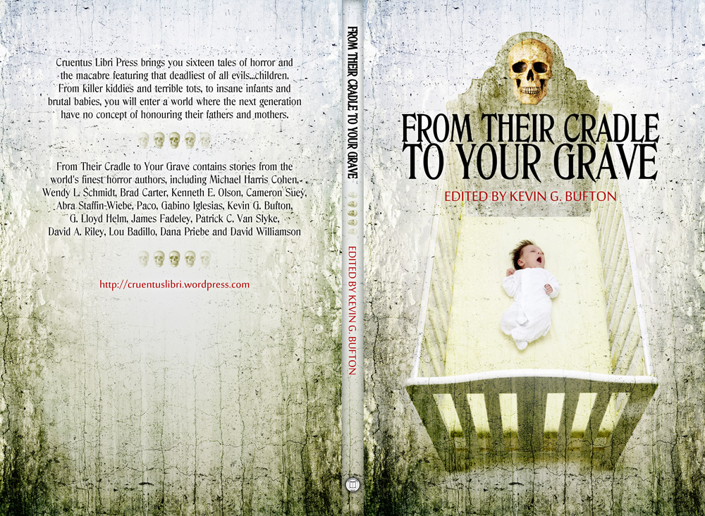 http://www.amazon.com/Their-Cradle-Your-Grave-ebook/dp/B00CW1TKNI