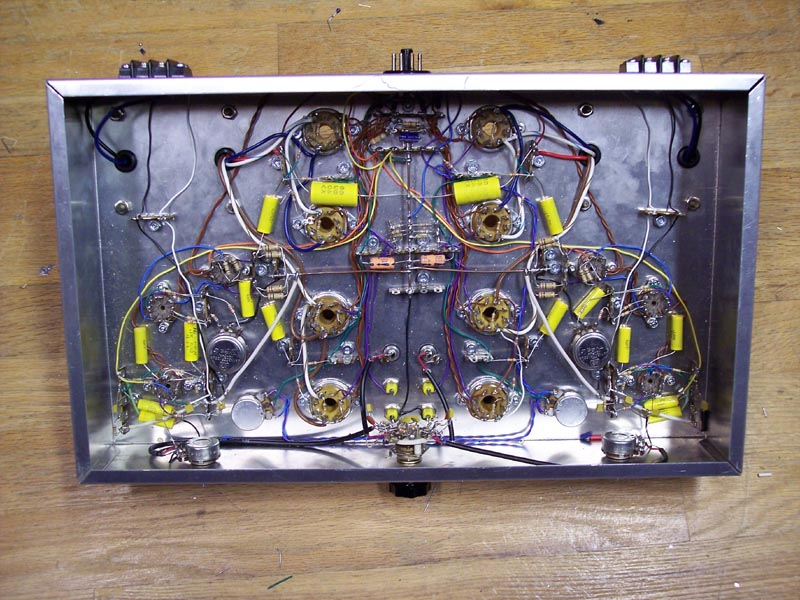 Admirable Amplifier Chassis Layout Wiring 101 Vieworaxxcnl