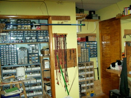 A New Electronics Workbench And More