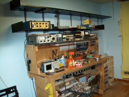 Phenomenal Electronic Repair Diy Electronic Repair Workbench Ibusinesslaw Wood Chair Design Ideas Ibusinesslaworg