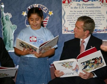 remember, kids:  reading is fundamental...