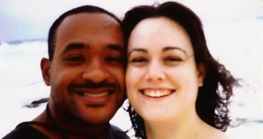 mr. and mrs. macedonia, cancun, november of 1999