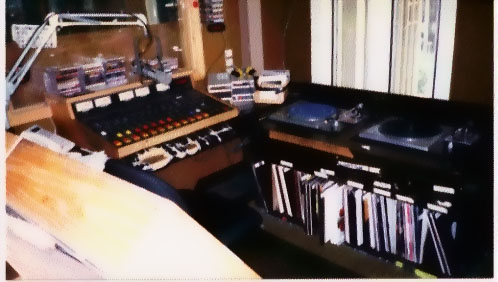 wcdb, master control, fall 1997