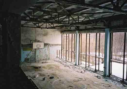 """Basketballplatz"""