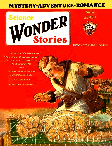 wally wood strange world of science fiction