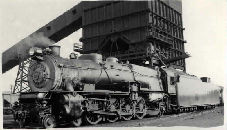 A Pennsylvania Railroad