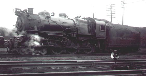 THE PENNSYLVANIA RAILROAD HOME PAGE OF GARY MITTNER</center>