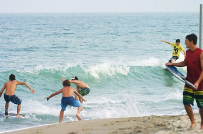 Free Skim Area - Congrats Jack Tenney - Click pic for more