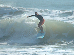 Local Surfer Greg - Click pic for more