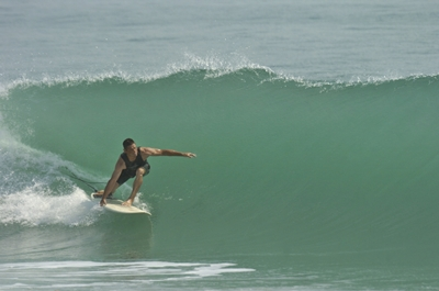 Local Surfer Todd - Click pic for more