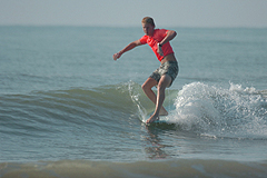 Local Surfer Tommy Evans - Pics coming soon