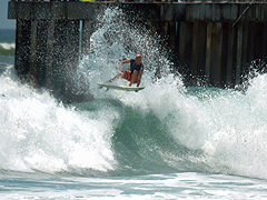 Local Pro Surfer Philip Watters - Click pic for more