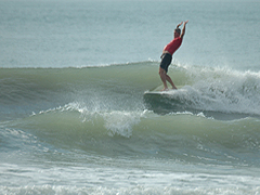 Local Surfer Charlie Tuna - Click Pic for more