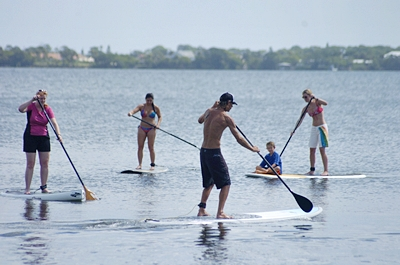 Stand Up Paddle Boarding Demo - Click pic for more