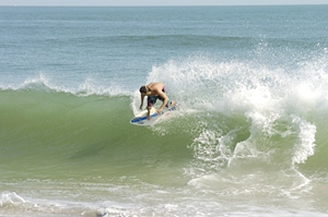 Local Pro Skimmer Brad Evers - Click pic for more pics