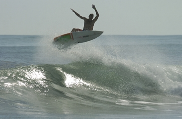 Local Surfer - Chris Duff - Click pic for more