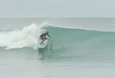 Local surfer - Boardhead Jim - Click pic for more