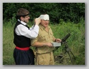 World War Two Reenactment at Squadron Field Parsons Kansas June 2014
