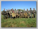 Great War Salonika Reenactment at Squadron Field Parsons Kansas October 2015