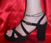 Chain Maile Peasant Bracelet/Anklet
