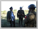 Great War Reenactment at Squadron Field Parsons Kansas October 12 2013