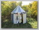 Medieval Event at Squadron Field Parsons Kansas October 2014