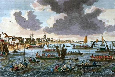 The Role of New York (the City and the State) in the American War of