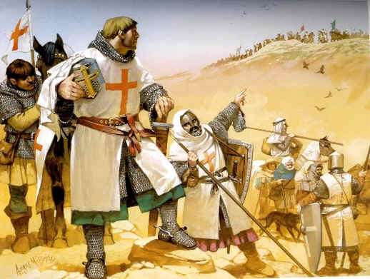 richard and saladin the third crusade
