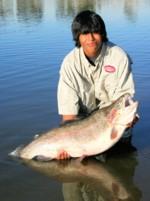 Fishing santa ana river lakes california for Santa ana river lakes fishing