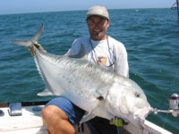 Exmouth Australia Game Fishing Club, Trevally Photo