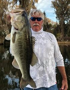Harris Chain fishing