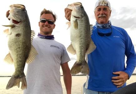 Good fishing.