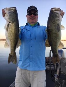 Jay Wasson, angler