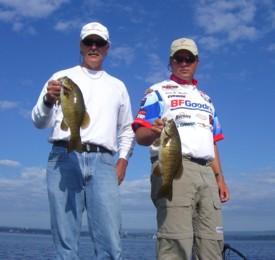 Mickey Maynard and Scott Martin
