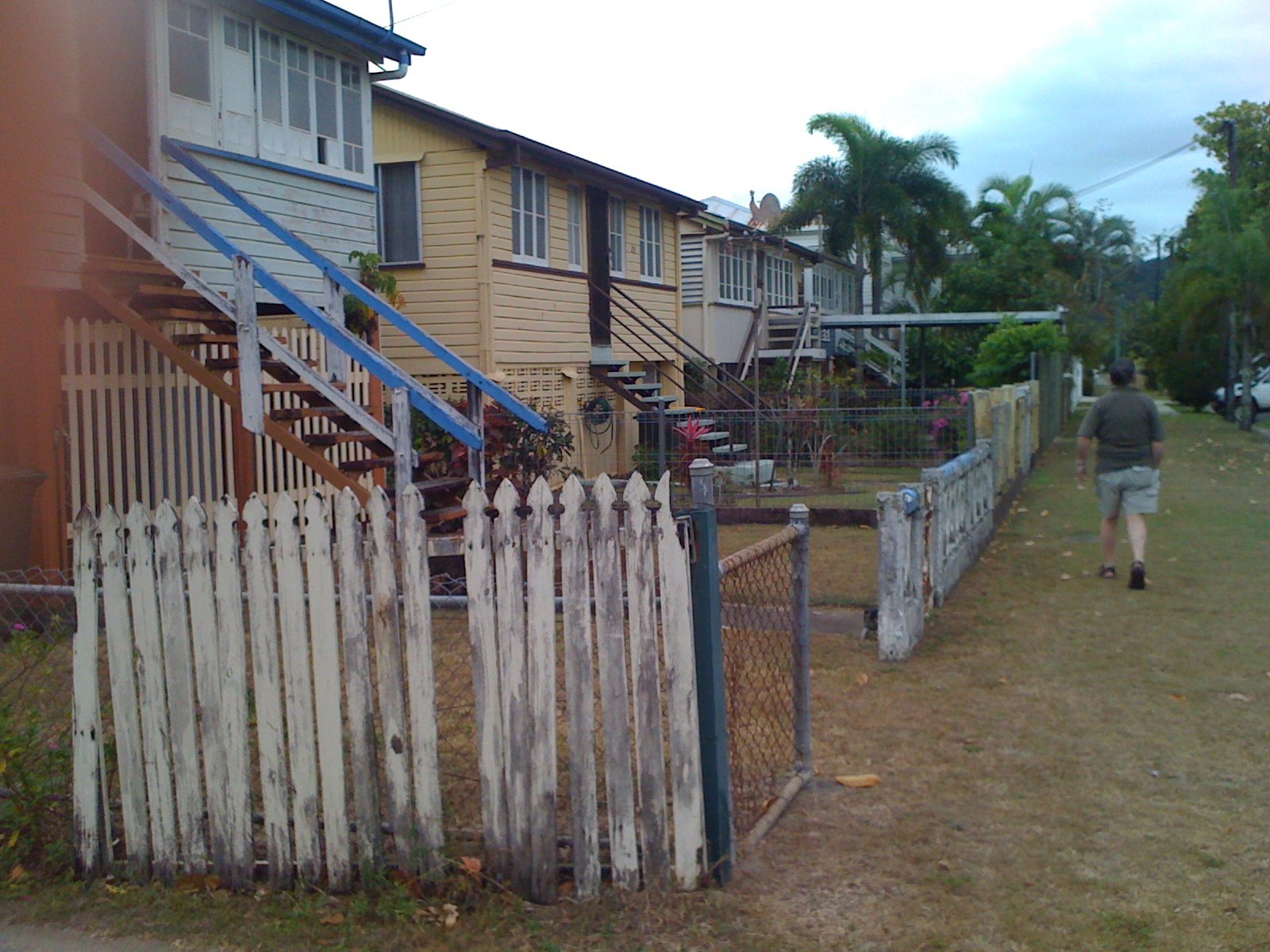 Architecture in Cairns, far north Queensland, and surrounding towns
