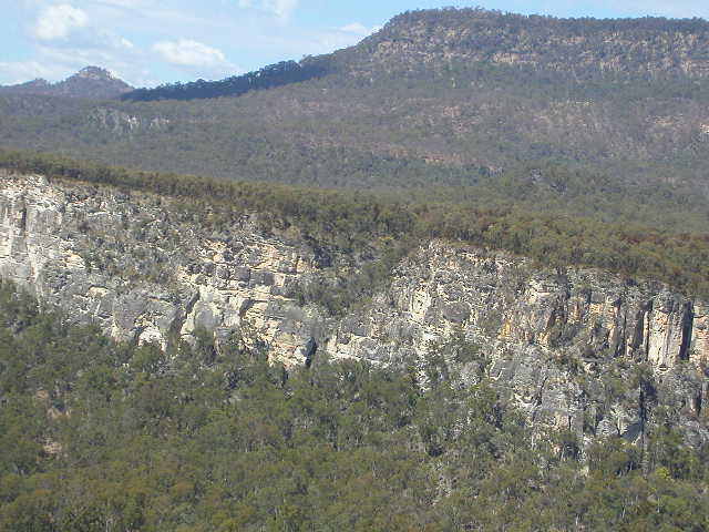 Pictures of the Carnavon Gorge, Central Highlands, Queensland, Australia